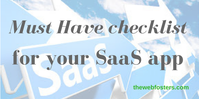 saas-application-must-have-checklist